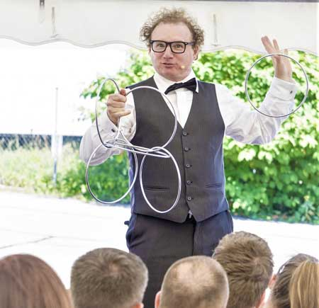 Zauberer für Hochzeit in Weinheim