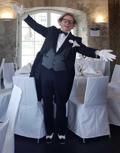 Zauberer für Hochzeit in Ingolstadt