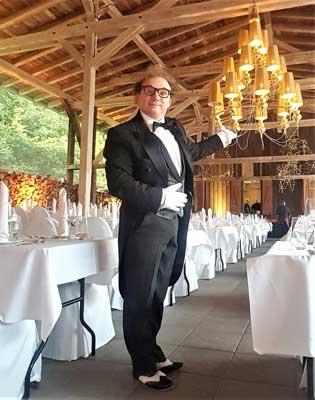 Zauberer für Unterhaltung Hochzeit Filderstadt Leinfelden-Echterdingen