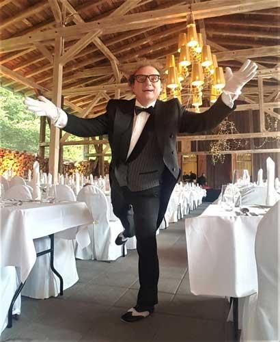 Zauberer für Hochzeit in Rottenburg und Herrenberg