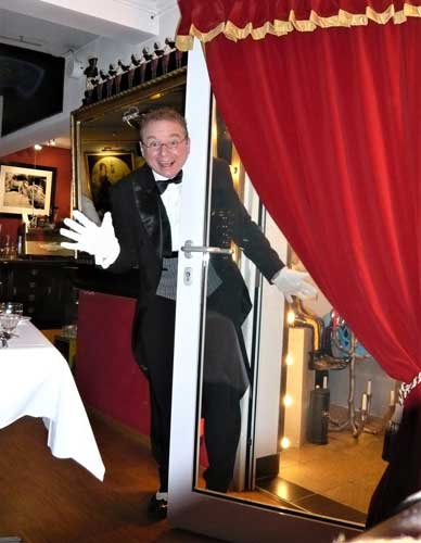 Zauberer Hochzeit Unterhaltung in Landau
