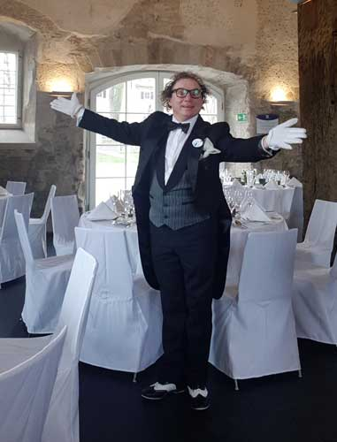 Zauberer für Hochzeit in Karlsruhe Unterhaltung